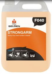 Strongarm, Heavy Duty Hard Surface Cleaner, 5L