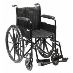 Transit Wheelchair, 18