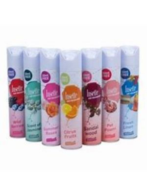 Insette Air Freshener 12 x 330mll - various Scents