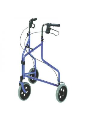 Tri Wheeled Walking Aid Frame