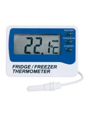 Digital FridgeFreezer Thermometer