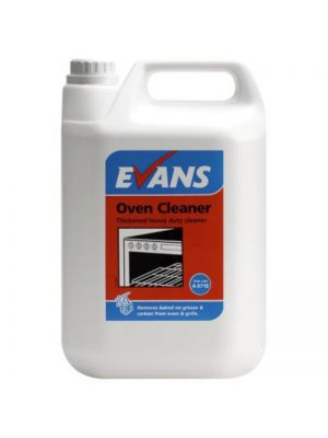 Evans Oven Cleaner, Heavy Duty  (1 x 5 Litres)
