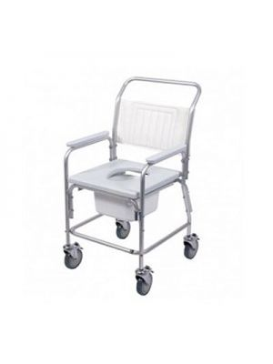 Aluminium Shower Chair & Commode