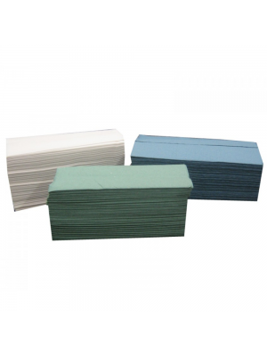 C-Fold Hand Towels in 1 or 2 Ply Options