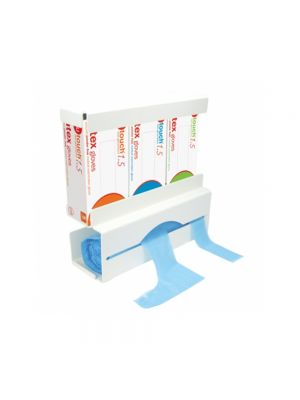 Duo Dispenser for Gloves & Aprons