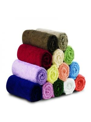 Eco-Knit Facecloth Flannel (30x30cm) - Various Colours