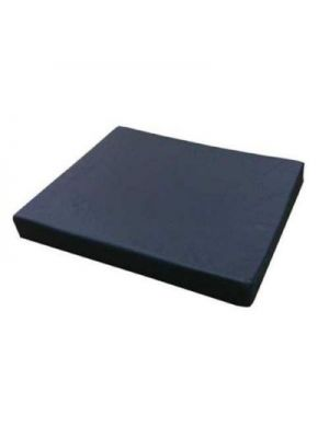 Economy Vinyl Wheelchair Cushion Economy 17x17x3