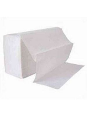 Hand Towel Inter-Fold 1 ply, White Case 5000