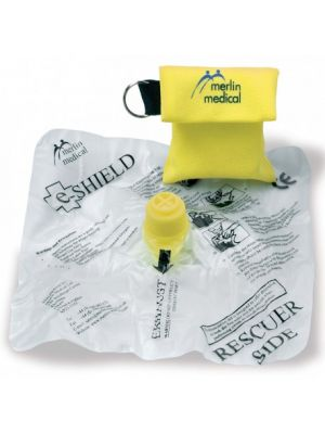 Disposable Resuscitation Mask