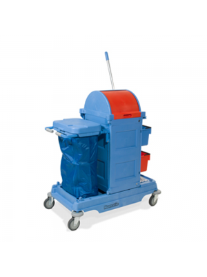 PC100 Mobile Cleaners Trolley