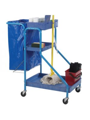 Port-a-Cart Cleaners Trolley