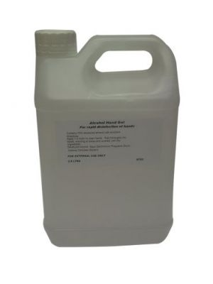 Clinitex Alcohol Hand Gel (2.5 Litres x 2)
