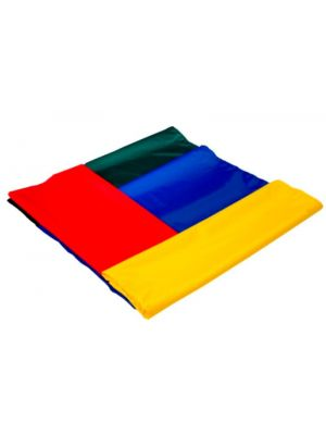 Slide (Glide) Sheets Large, Tubular Form, 150x66cm Red