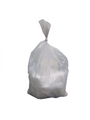 White Heavy Duty Swing Bin Liners (13 x 23 x 30
