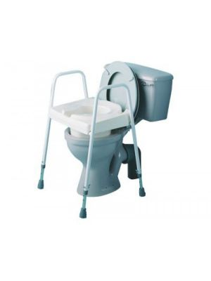 Toilet Aid Frame, Ashbray, Adjustable