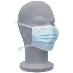 Face Mask 3 Ply Surgical Pack of 50