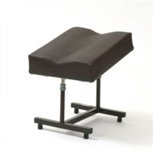 Adjustable Leg Rest with Castors
