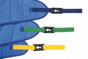 Standing Sling with Velcro Fastening Waist, Clips