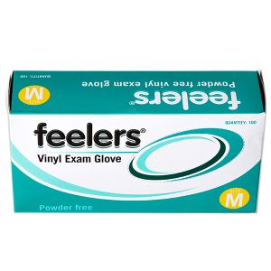 Clear Vinyl Powder Free Gloves, Case 1000 *Please call For Price*