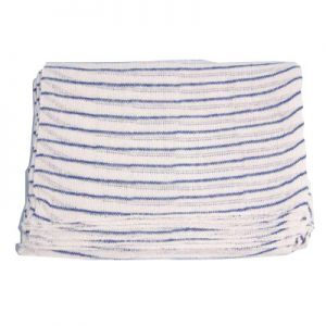 Pack of 10 Dish Cloths - 35cm X 30cm