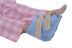 Polycore Heel Protector with Velcro Fastening (x2)