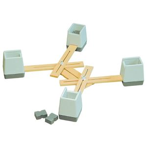 Adjustable Linked Chair Raisers