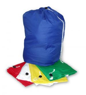 Laundry Bags, Red, Blue, Green, White & Yellow