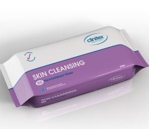 Pre-Moistened, Cleansing Wipes - 100Pkt