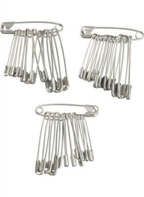 Safety Pins, Packet 36