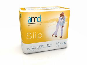 AMD Large Incontinence Slip Pads (Extra) - Case