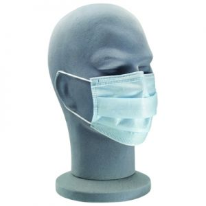 TYPE IIR Face Mask, with Ear Loops, Pkt 50