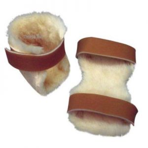 Medical Fleece Elbow Protectors (x2)