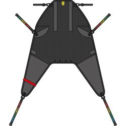 In-Situ Sling Superfine Plus Straight Leg with Head Support