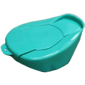 Hosptial Bedpan with Lid