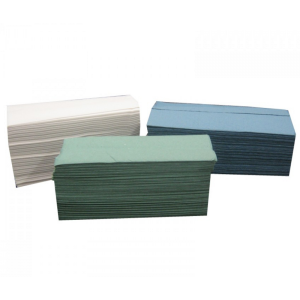 C-Fold Hand Towels in 1 or 2 Ply Options, Case of 2400