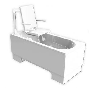 CarePlus 601 Care Bath with Powered Transfer Seat