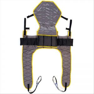 High Easy Toileting Sling, Polyester Dual