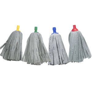 Vileda Mop Head - Blue, Yellow, Green and Red