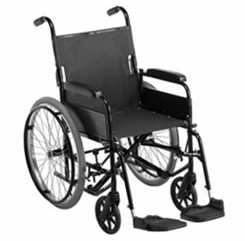 Remploy SP100 Manual wheelchair, 17